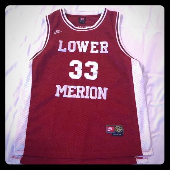 the best attitude c3c5a e872e Nike Kobe Bryant Lower Merion Jersey size L